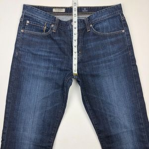 Ag Adriano Goldschmied Jeans - AG Men's the protege straight leg jean 33x32
